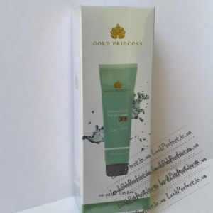 Пінка для вмивання з гіалуроновою кислотою Gold Princess 100ml