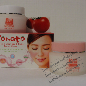 Крем з колагеном і томатів Kihaku Tomato White & Clear Cream