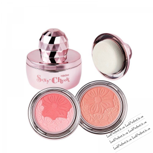 Румяна от Mistine Sexy Cheek Blush on  №1