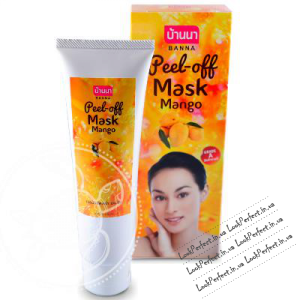 Пилинг-маска Манго Banna Peel-off Mask Mango