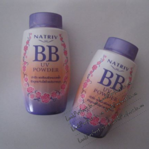 ВВ пудра Natriv UV Powder