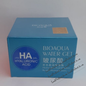 Крем с гиалуроновой кислотой BIOAQUA Water Get Hyaluronic Acid Moisture Replenishment Cream